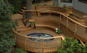 Deck Idea Pictures Decks intended for 11 Clever Ways How to Makeover Backyard Decks Ideas