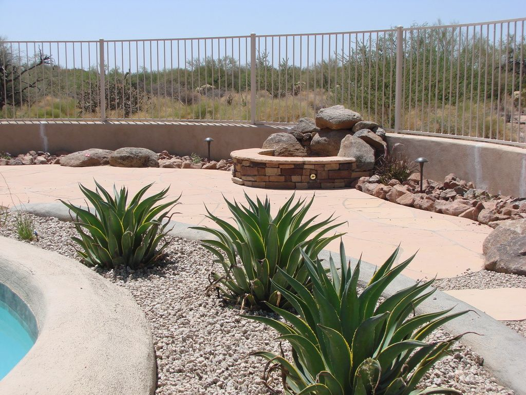 Desert Landscape Ideas For Backyards Backyard Desert Landscaping throughout 10 Genius Concepts of How to Improve Desert Landscape Ideas For Backyards