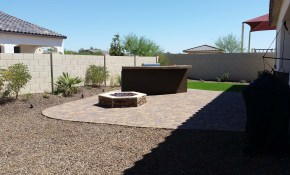 Desert Landscaping Backyard Ideas Desert Landscaping Tips And with regard to Desert Backyard Landscaping