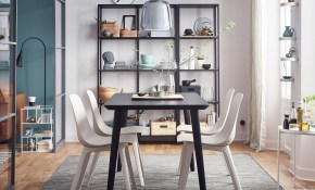 Dining Room Furniture Ideas Ikea intended for 13 Clever Concepts of How to Makeover IKEA Living Room Sets Under 300