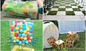Diy Backyard Games Fun Ideas For Your Summer Parties Wantneed with regard to 13 Some of the Coolest Concepts of How to Make Diy Backyard Party Ideas