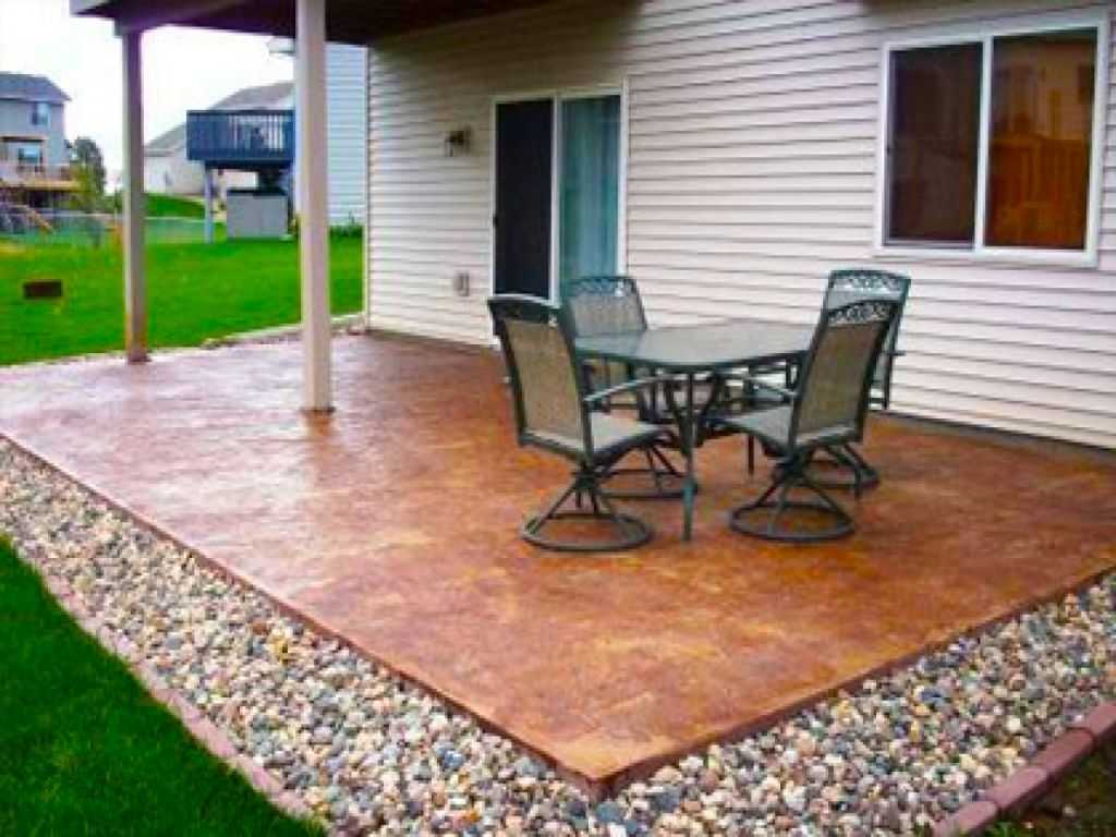 Diy Backyard Patio Ideas Cheap Makeovers For On A Budget Also regarding 14 Clever Initiatives of How to Makeover Backyard Patio Ideas Cheap
