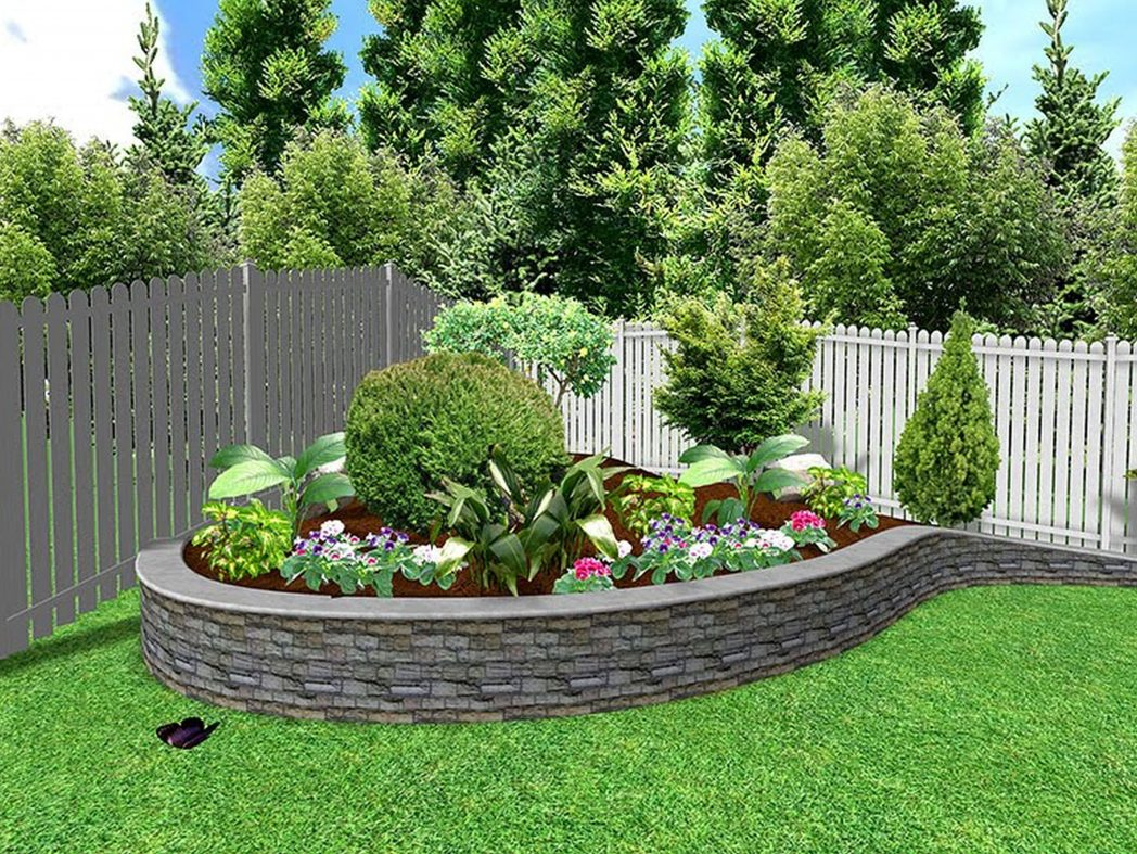 Diy Landscaping Ideas On A Budget For Backyard Decor Garden with regard to Beautiful Backyard Landscaping Ideas