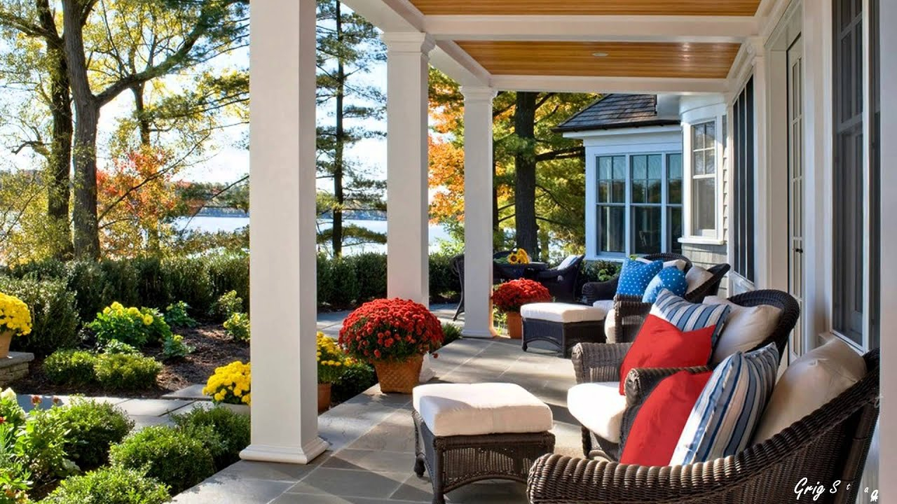 Dreamy Back Porch Ideas Traditional Rear Porch Ideas Youtube with Backyard Porch Ideas