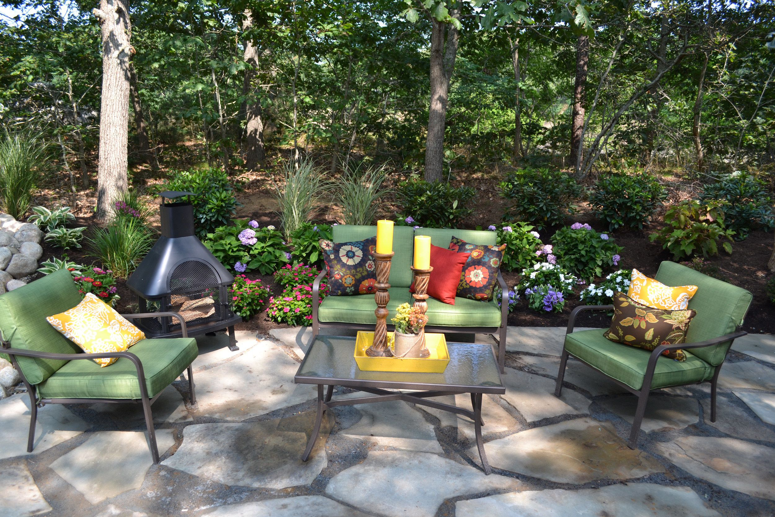 Easy Landscaping Ideas Low Maintenance Landscape Design Tips intended for 14 Genius Designs of How to Improve Landscaping A Backyard