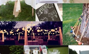 Essential Guide To A Backyard Wedding On A Budget throughout 12 Genius Designs of How to Build Backyard Weddings Ideas