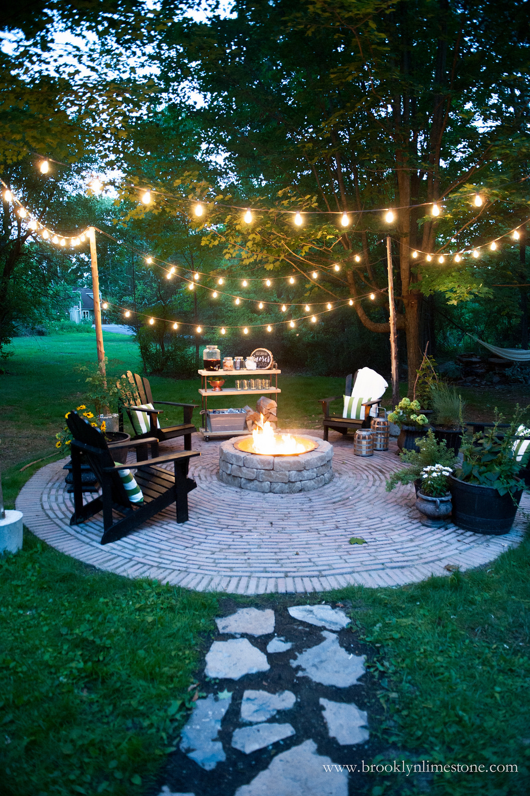 Fire Pit Ideas For Your Backyard Best Patio Screens Small Backyards throughout 12 Smart Tricks of How to Make Backyard Landscaping With Fire Pit