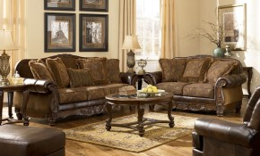 Fresco Ashley Collection regarding 13 Some of the Coolest Concepts of How to Makeover Ashley Living Room Sets Sale