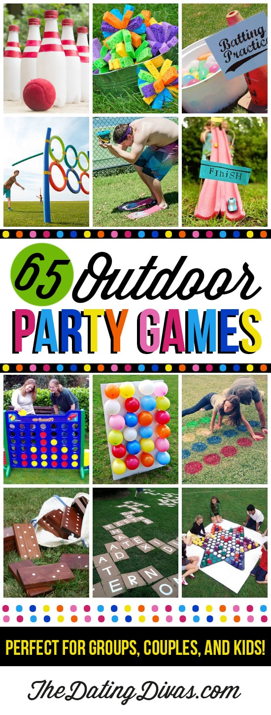 Fun Outdoor Games For The Entire Family The Dating Divas inside 15 Awesome Designs of How to Craft Backyard Game Ideas For Adults