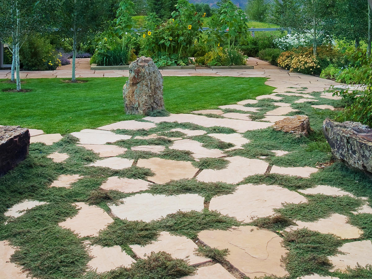Great Garden Paths Sunset Magazine within 14 Smart Concepts of How to Improve Backyard Pathway Ideas