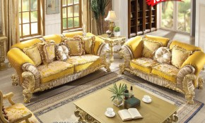 Hd 819 Homey Design Upholstery Living Room Set for 15 Awesome Initiatives of How to Craft Yellow Living Room Set