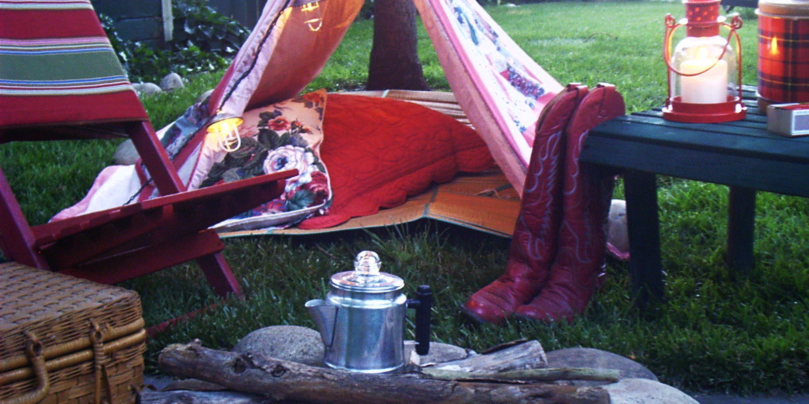 Holiday Ideas Backyard Camping pertaining to 14 Genius Concepts of How to Improve Backyard Campout Ideas
