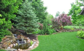 How Much Does Lawn Mowing Cost Angies List within How Much Does It Cost To Landscape A Backyard