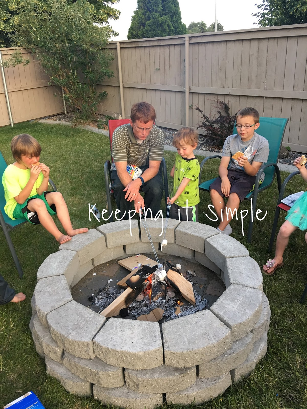 How To Build A Diy Fire Pit For Only 60 Keeping It Simple with 10 Clever Designs of How to Craft Diy Backyard Fire Pit Ideas