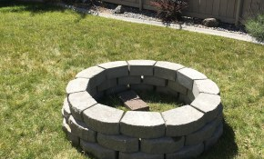 How To Build A Diy Fire Pit For Only 60 Keeping It Simple within 10 Clever Designs of How to Craft Diy Backyard Fire Pit Ideas