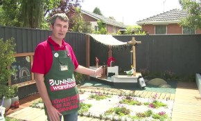 How To Build A Diy Outdoor Playground Diy At Bunnings Youtube regarding Diy Backyard Playground Ideas