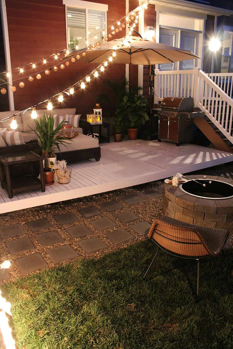How To Build A Simple Diy Deck On A Budget Patio Style Challenge intended for 11 Genius Concepts of How to Upgrade Patio Backyard Ideas