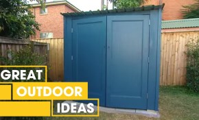 How To Build Your Own Shed Outdoor Great Home Ideas Youtube with regard to Backyard Building Ideas