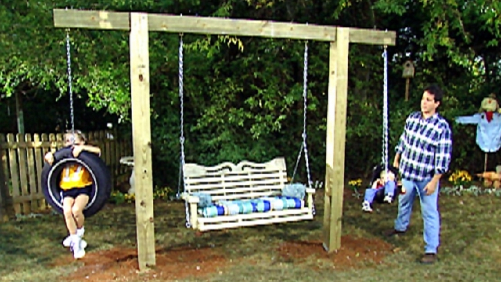 How To Hang A Tire Swing From A Tree How Tos Diy intended for 13 Clever Ideas How to Upgrade Backyard Swing Ideas