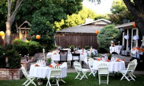 Ideas 10 Stunning Backyard Wedding Decorations Backyard Regarding pertaining to Backyard Weddings Ideas