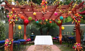Ideas For A Budget Friendly Nostalgic Backyard Wedding Reception with Backyard Weddings Ideas