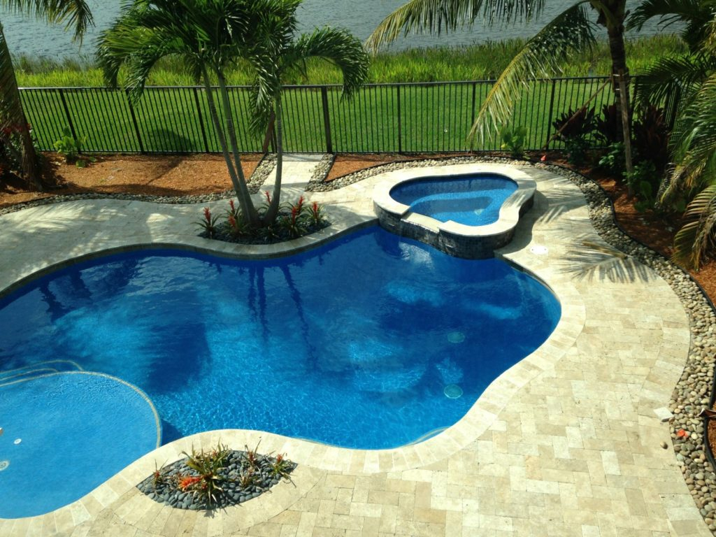 If Youre Building A New Pool Heres Help With Landscape Planning within Average Cost Of Backyard Landscaping