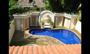 Inground Swimming Pool Designs For Small Backyards Underground Pools intended for 12 Awesome Concepts of How to Improve Backyard With Pool Design Ideas