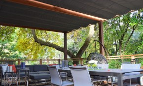 Keep Cool With These Five Patio Shade Ideas Shadefx Canopies in 13 Genius Designs of How to Build Shade Backyard Ideas