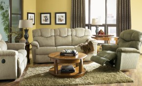 La Z Boy Lancer Reclining Living Room Group The Furniture Store in 14 Clever Ideas How to Makeover LaZBoy Living Room Set