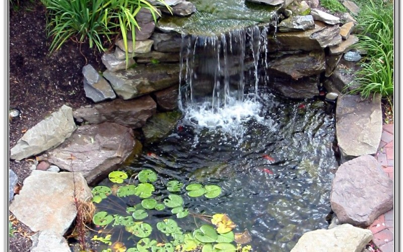 Landscaping Advice For Beginners How To Landscaping Pinterest within Backyard Pond Landscaping