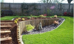 Landscaping Ideas For Sloping Front Yard 42173 Hipmagazine throughout Sloped Backyard Ideas