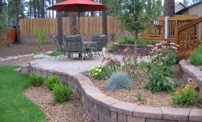 Landscaping Ideas Small Backyards Designs Invado International within Landscape For Small Backyard