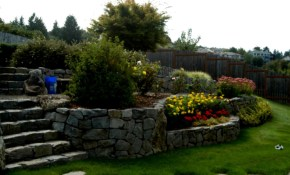 Landscaping Steep Hill Backyard Backyard Landscaping Ideas On A regarding 13 Genius Designs of How to Make Landscape Ideas For Hilly Backyards