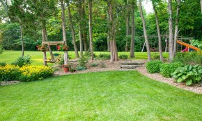 Landscaping Tips To Deter Ticks Largebackyardideassimple Backyard within Large Backyard Ideas