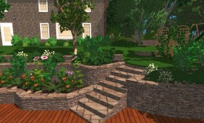 Latest Posts Under Landscape Design Backyard Bathroom Design 2017 throughout 11 Smart Initiatives of How to Upgrade Backyard Landscape Design Software