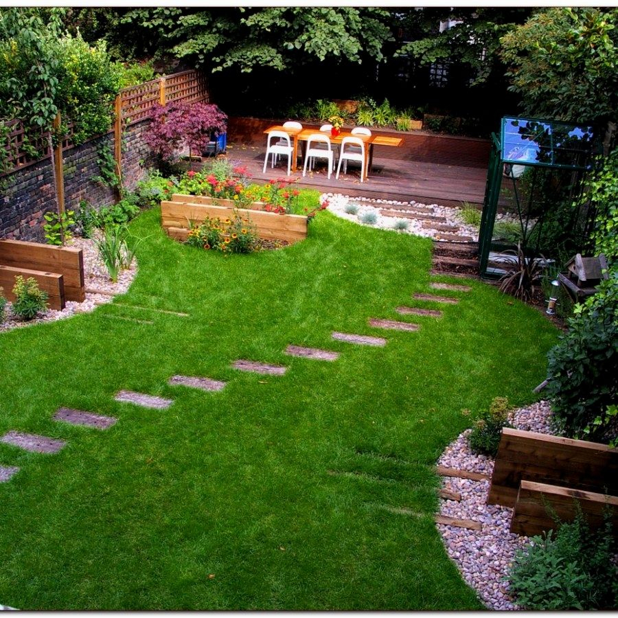 Lovely Landscape Ideas You Should Try For Your Yard Backyard with regard to Backyard Landscape Plan