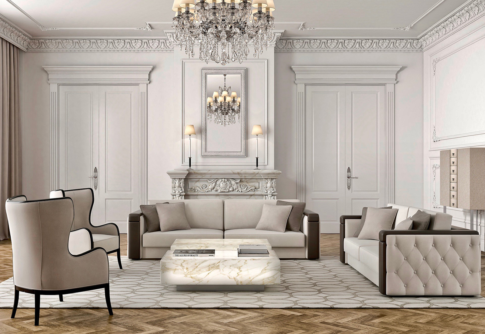 Luxury Living Room Furniture Sets inside Luxurious Living Room Sets