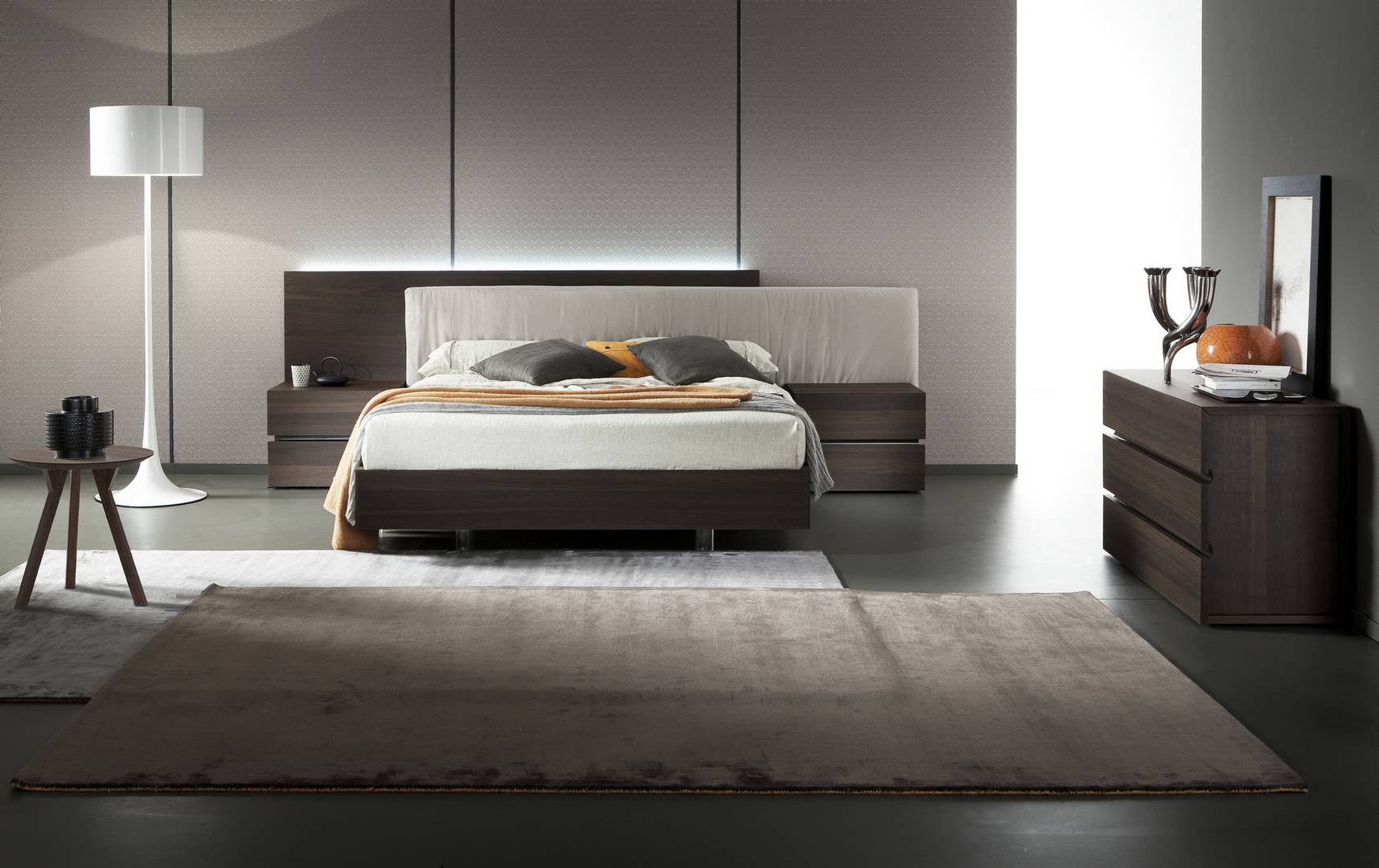 Made In Italy Wood Modern Contemporary Bedroom Sets San Diego intended for Modern Style Bedroom Sets