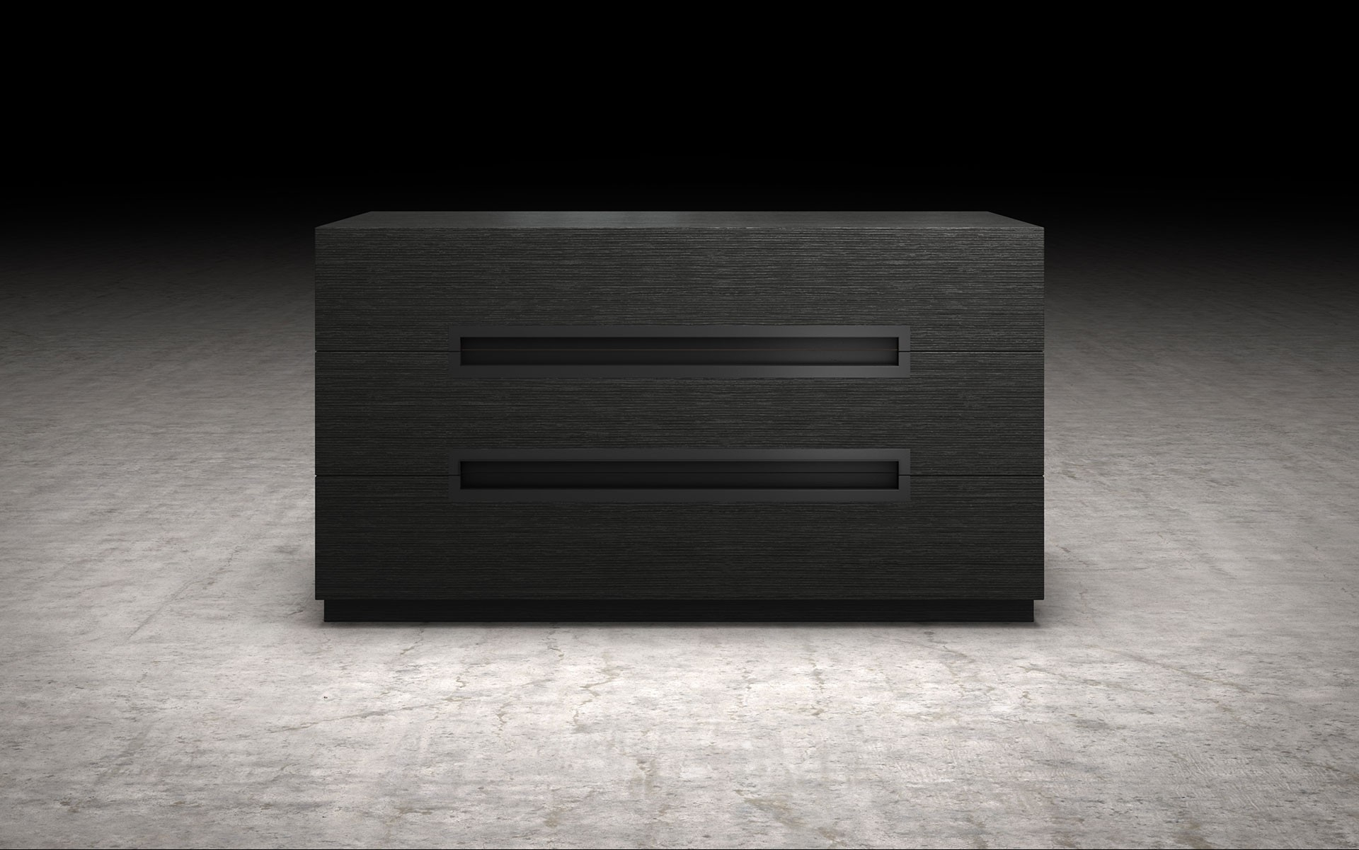 Marilyn Gray Oak Black Modern Bedroom Dresser Contemporary for 12 Awesome Concepts of How to Make Modern Bedroom Chest
