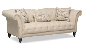 Marisol Sofa Value City Furniture And Mattresses intended for 10 Awesome Designs of How to Make Value City Living Room Sets