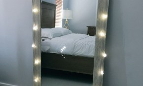 Mirror Long Narrow Wall Mirror Large Modern Mirror Hanging Mirror pertaining to 10 Awesome Ideas How to Improve Modern Mirrors For Bedroom