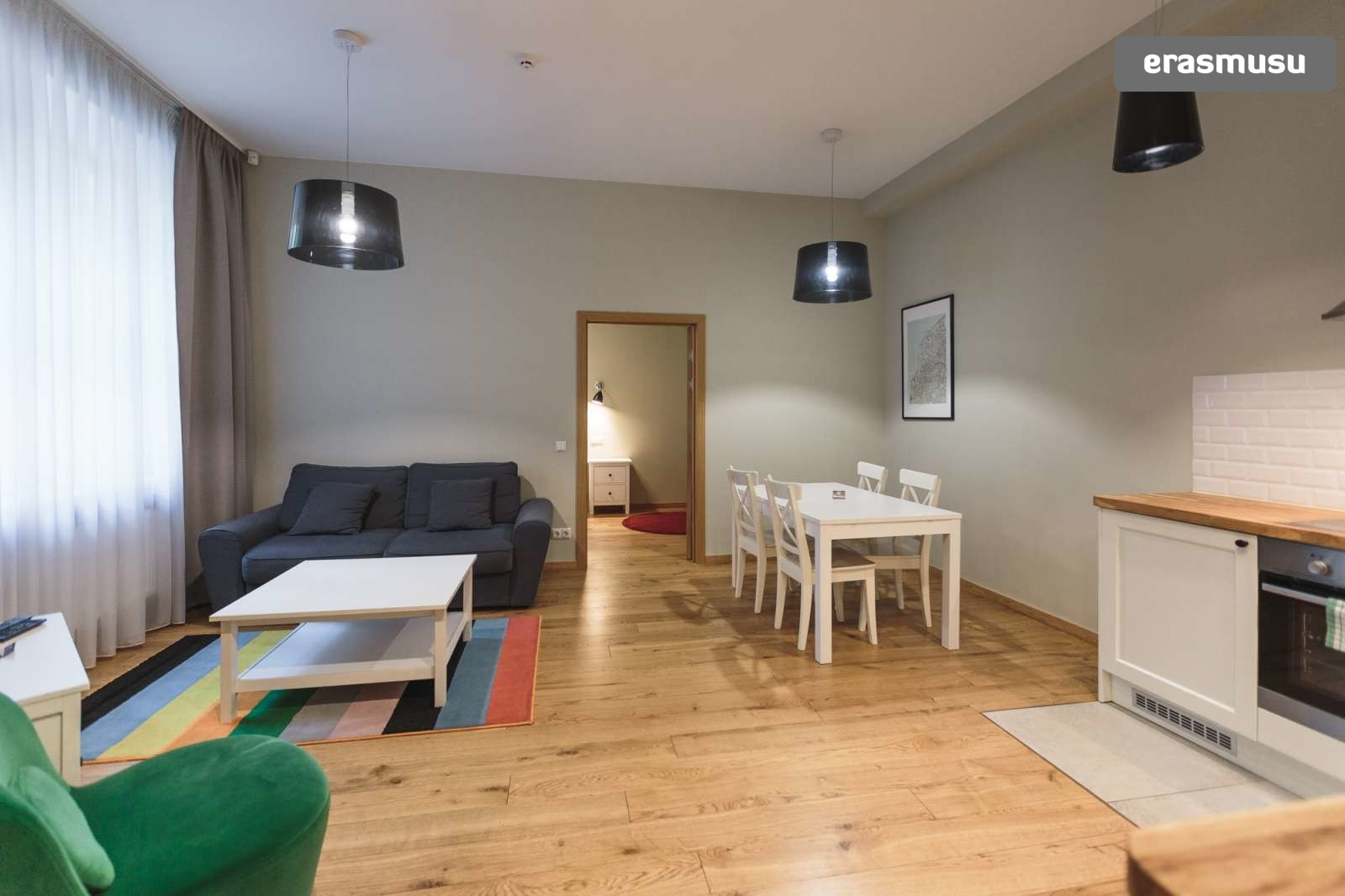 Modern 1 Bedroom Apartment For Rent In Centrs Flat Rent Riga in 10 Genius Initiatives of How to Upgrade Modern 1 Bedroom Apartments