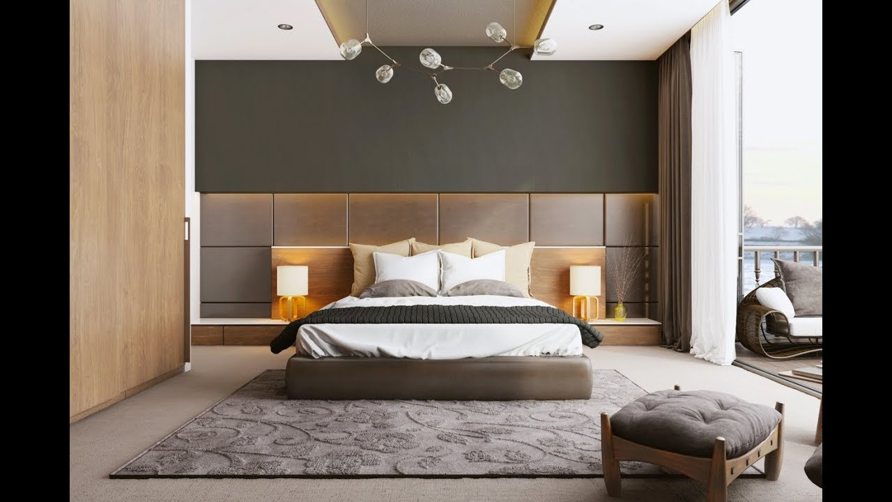 Modern Bedroom Design Ideas 2018 How To Decorate A Bedroom Inerior regarding Modern Bedroom Pics