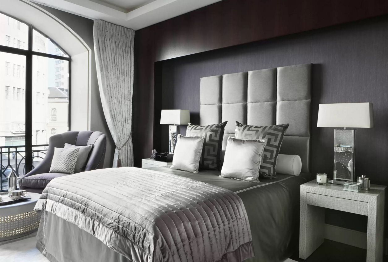 Modern Bedroom Design Trends 2016 Small Design Ideas regarding 15 Awesome Initiatives of How to Craft Gray Modern Bedroom