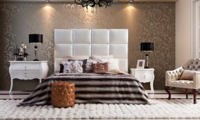 Modern Bedroom Headboard Ideas Bedroom And Bathroom Chic with regard to 14 Awesome Ways How to Upgrade Modern Bedroom Headboards
