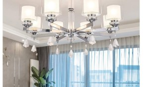 Modern Chandelier Chrome Metal Led Chandeliers Lighting pertaining to 11 Some of the Coolest Designs of How to Craft Modern Chandeliers For Bedrooms