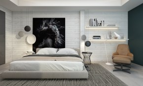 Modern Wall Design Ideas For Bedroom Forummam in Modern Bedroom Wall Decor