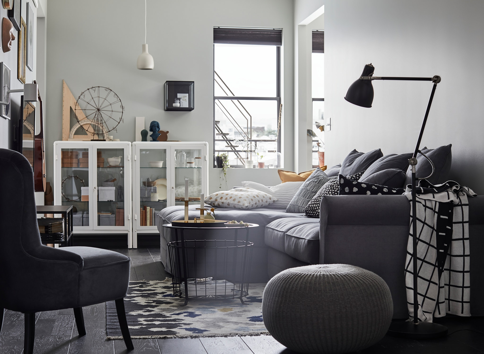 14 Awesome Designs of How to Craft Living Room Set IKEA ...