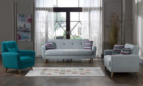 Nora Living Room Set Zigana Light Blue Istikbal Furniture intended for 15 Some of the Coolest Ways How to Make Turquoise Living Room Set