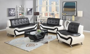 Orren Ellis Aurelia 4 Piece Leather Standard Living Room Set Wayfair with 14 Genius Tricks of How to Build Modern Leather Living Room Set